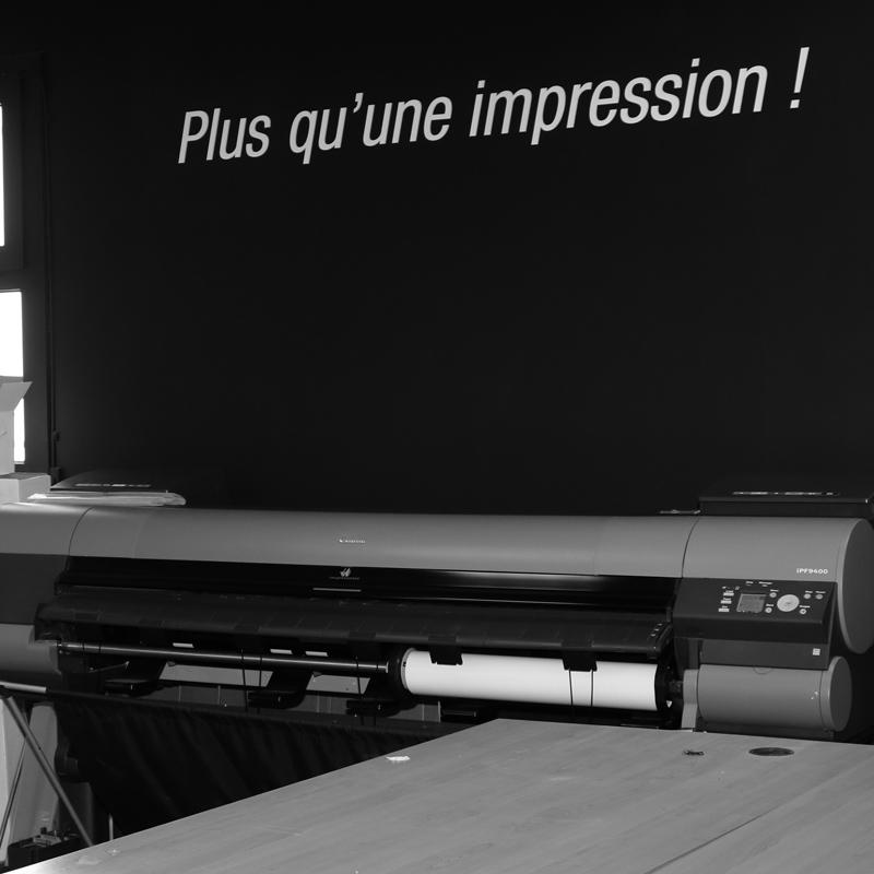 Imprimeur Imprimerie grand format à Pantin et Montreuil 93