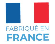 Eco-isoloir Fabriqué en France